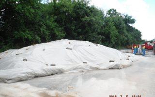 Kratzer Oil Shamokin Dam Clean Up (3)