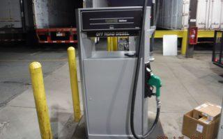 Weis Transportation Fuel Master Installation (2)
