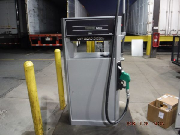 Weis Transportation Fuel Master Installation (2)